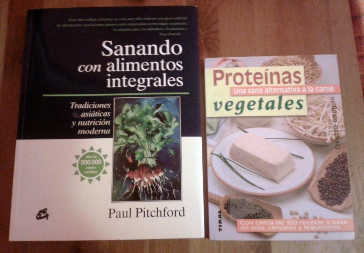 Alimentos integrales y proteínas vegetales, en la prevención y la curación de enfermedades