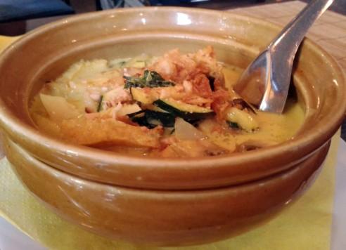 Curry en Samādhi