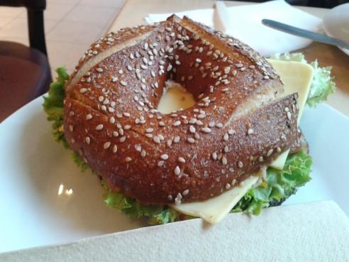Sandwich veganz