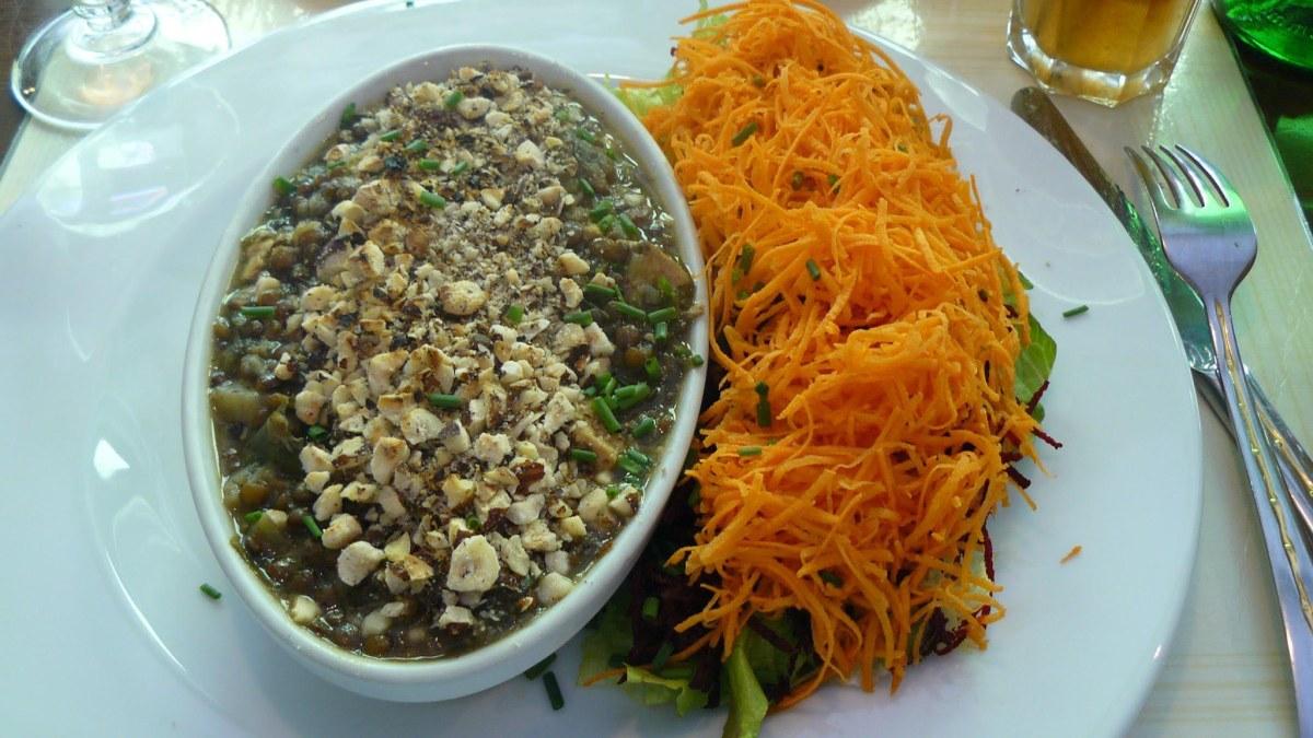 Restaurantes veganos y vegetarianos en París