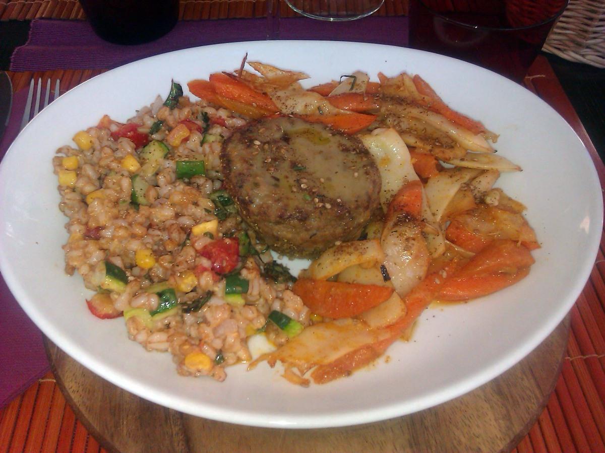 Restaurantes veganos y vegetarianos en Italia (I)