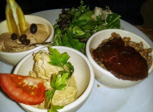 Restaurantes veganos y vegetarianos en Brujas