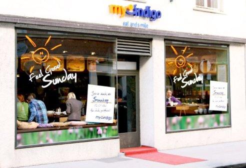 Restaurantes veganos y vegetarianos en Salzburgo