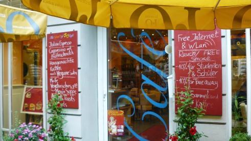 Restaurantes veganos y vegetarianos en Saltzburgo