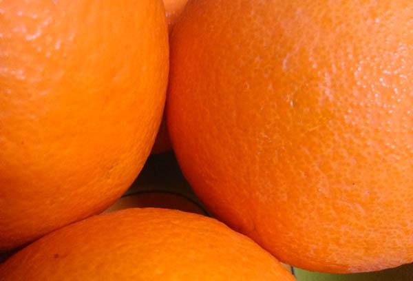 Simplemente naranjas