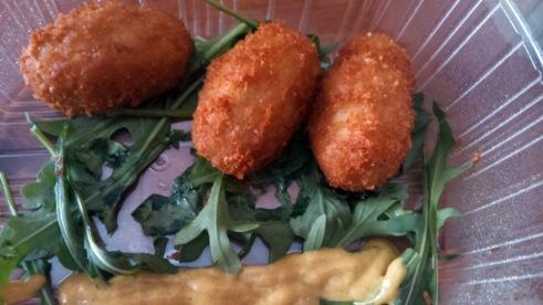 Ay mi madre!, opciones veganas en Malasaña
