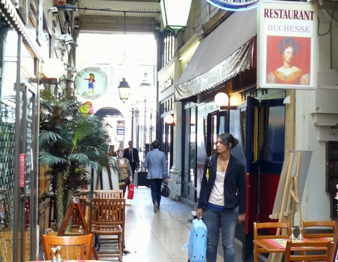 París: rincones interiores