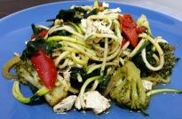 Perdiendo peso con una dieta vegana y ejercicio (III)