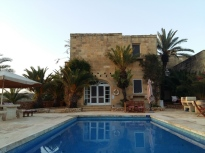 Pane e Marmellata, un estupendo B&B vegano en Gozo (Malta)